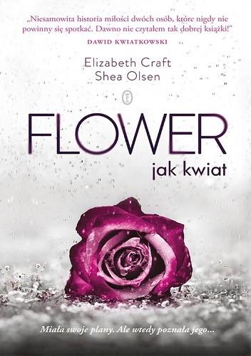 Okładka książki Flower. Jak kwiat