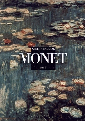 Okładka książki Monet