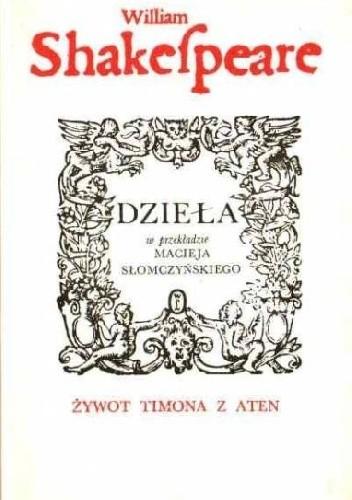 Okładka książki Żywot Timona z Aten