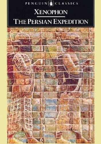 Okładka książki The Persian expedition