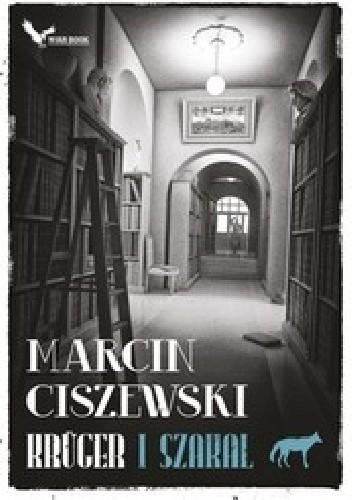 Okładka książki Krüger. Szakal