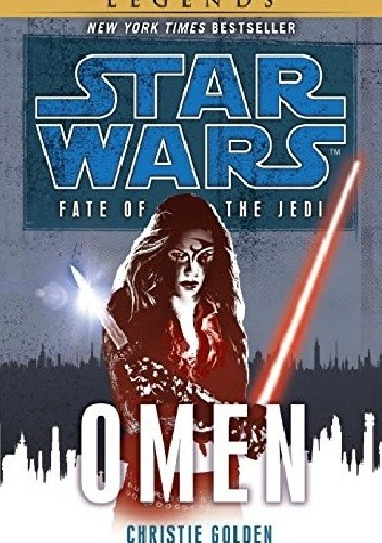 Okładka książki Star Wars: Fate of the Jedi: Omen