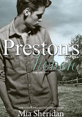 Okładka książki Preston's Honor