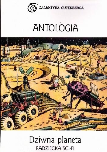 Okładka książki Dziwna planeta
