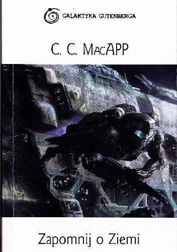 Okładka książki Zapomnij o Ziemi