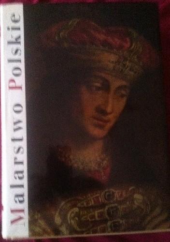 Okładka książki Malarstwo polskie Manieryzm Barok