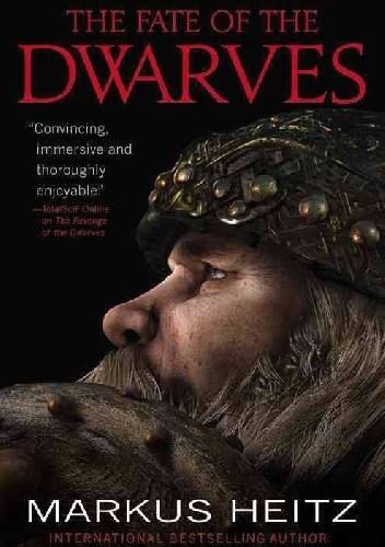 Okładka książki The Fate of the Dwarves