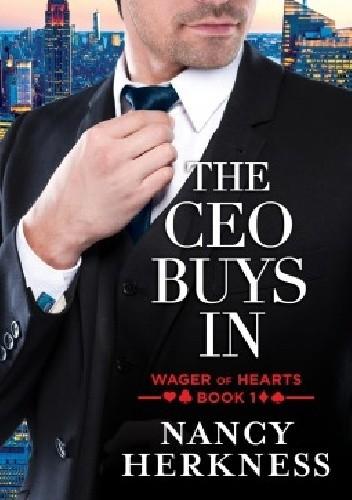Okładka książki The CEO Buys In