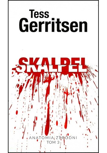 Okładka książki Skalpel