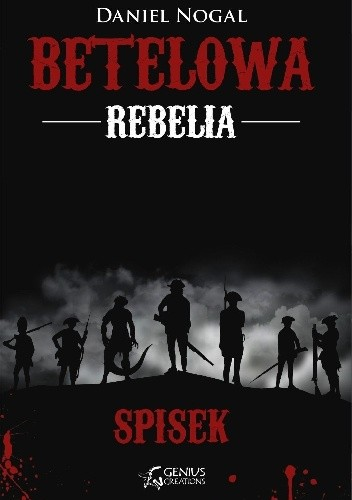 Okładka książki Betelowa rebelia: Spisek
