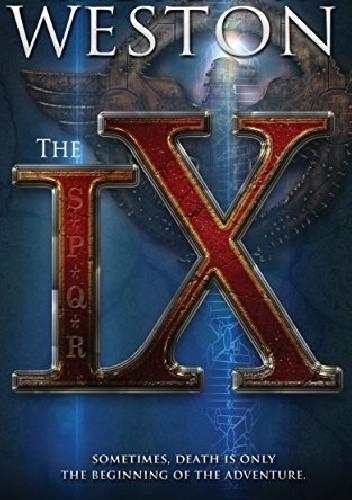 Okładka książki The IX