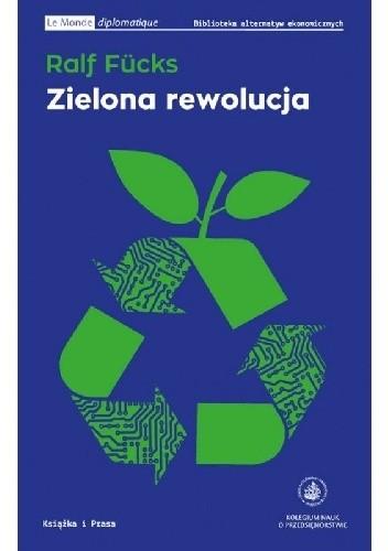 Okładka książki Zielona rewolucja
