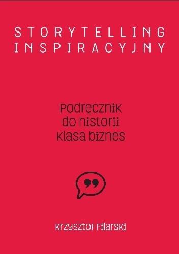 Okładka książki Storytelling inspiracyjny