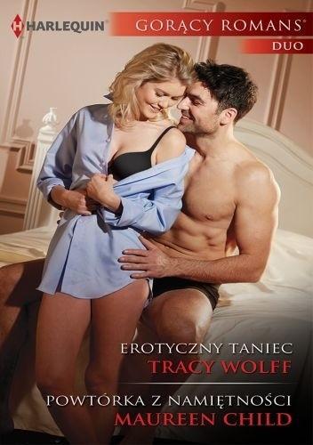 Okładka książki Erotyczny taniec. Powtórka z namiętności