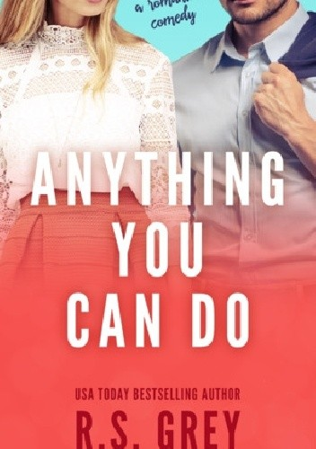 Okładka książki Anything You Can Do