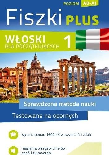 Okładka książki Włoski Fiszki PLUS dla początkujących 1