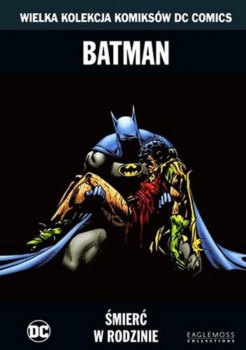 Okładka książki Batman: Śmierć w rodzinie