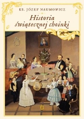 Okładka książki Historia świątecznej choinki
