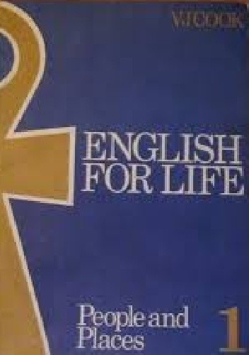 Okładka książki English for Life. People and Places. Student's Book