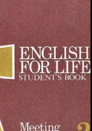 Okładka książki English for Life. Meeting People. Student's Book