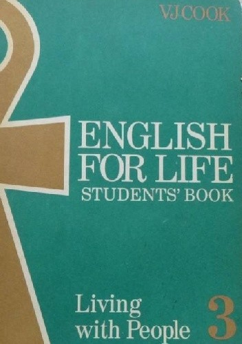 Okładka książki English for Life. Living with People. Student's Book