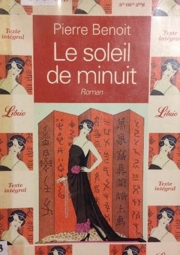 Okładka książki Le soleil de minuit