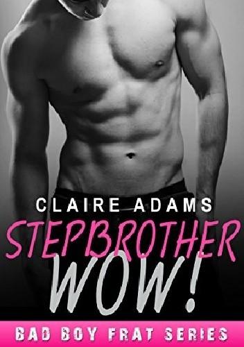 Okładka książki Stepbrother Wow!