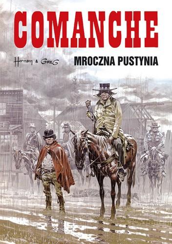Okładka książki Comanche #5 - Mroczna pustynia