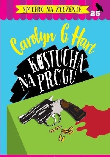 Okładka książki Kostucha na progu