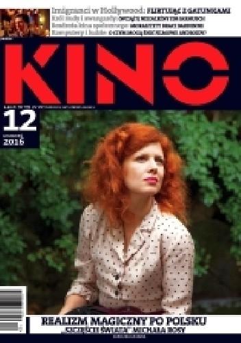 Okładka książki Kino, nr 12 / grudzień 2016