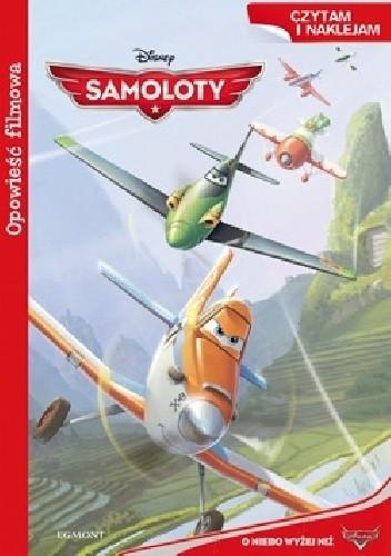 Okładka książki Samoloty. Opowieść filmowa