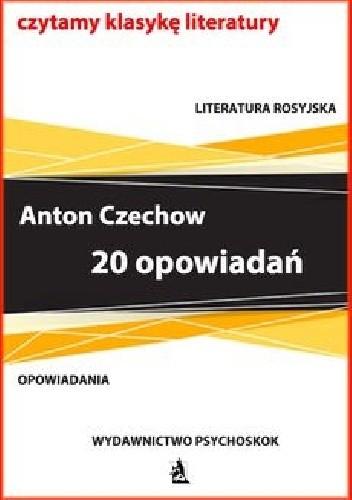 Okładka książki 20 opowiadań, Czechow