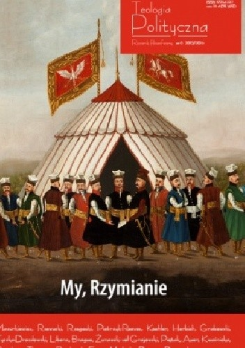 Okładka książki Teologia Polityczna nr 8, My, Rzymianie