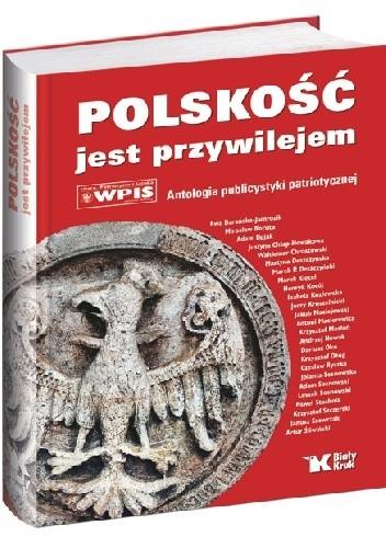 Okładka książki Polskość jest przywilejem