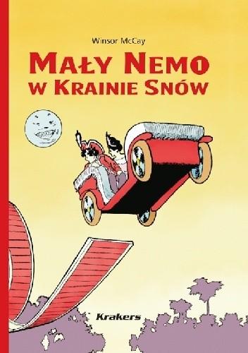 Okładka książki Mały Nemo w Krainie Snów - tom 1