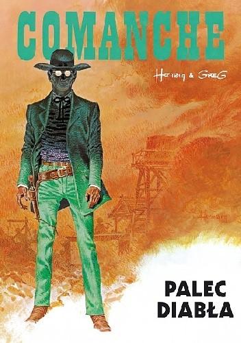Okładka książki Comanche #7 - Palec diabła