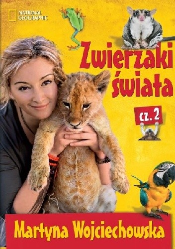 Okładka książki Zwierzaki świata. Część 2