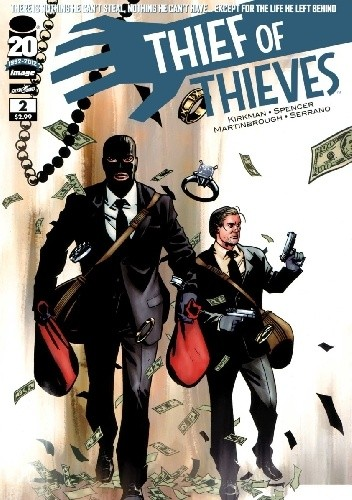 Okładka książki Thief of Thieves #2