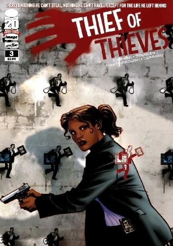 Okładka książki Thief of Thieves #3