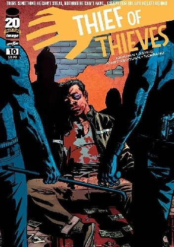 Okładka książki Thief of Thieves #10