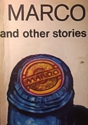 Okładka książki Marco and other stories