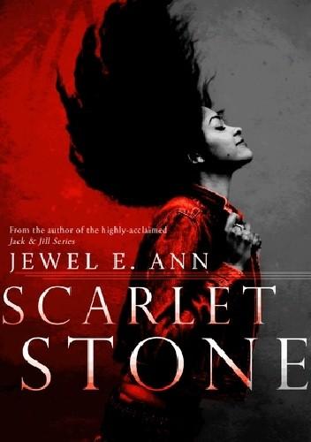 Okładka książki Scarlet Stone