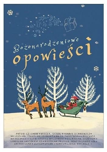 Okładka książki Bożonarodzeniowe opowieści