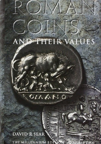 Okładka książki Roman Coins and Their Values, Volume I