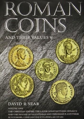 Okładka książki Roman Coins and Their Values, Volume V