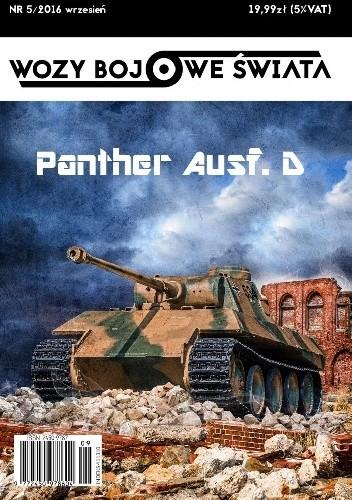 Okładka książki Wozy Bojowe Świata.Panther Ausf.D