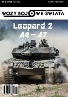 Wozy Bojowe Świata.Leopard 2 A4-A7