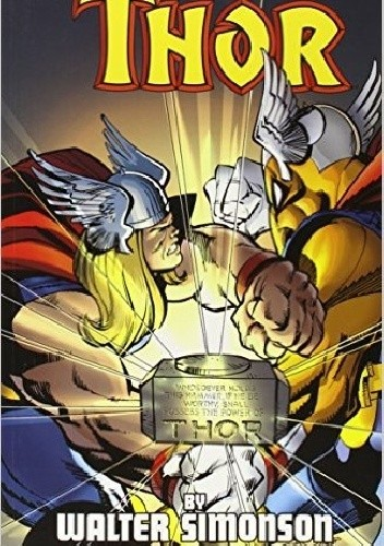 Okładka książki The Mighty Thor Vol.1
