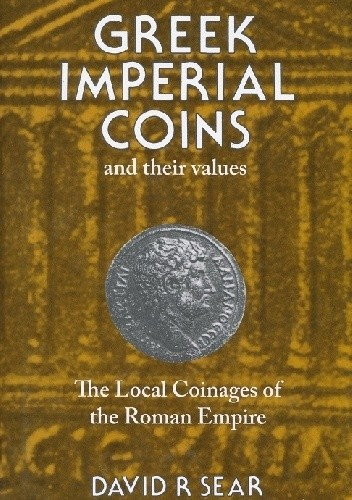 Okładka książki Greek Imperial Coins and their Values
