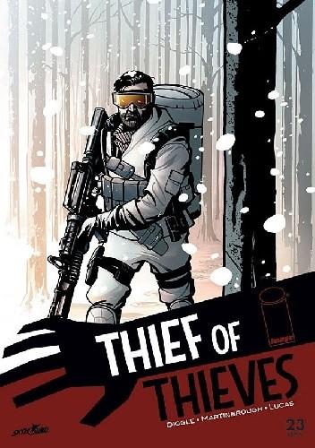 Okładka książki Thief of Thieves #23